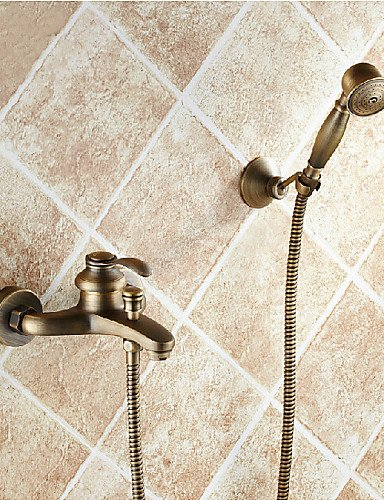 kissrainr-bathroom-wall-mounted-ottone-antico-vasca-da-bagno-rubinetto-con-doccetta-set