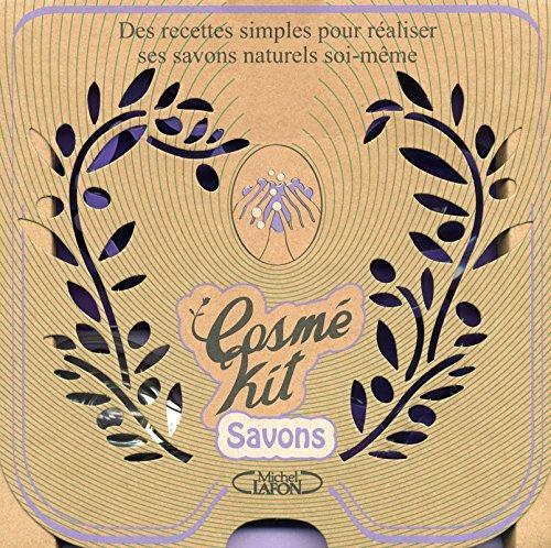 COFFRET COSMEKIT : MES SAVONS NATURELS FAITS MAISO par Michèle Nicoué-Paschoud