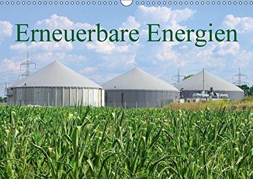 Erneuerbare Energien (Wandkalender 2018 DIN A3 quer): Wasserkraft, Solarenergie, Bioenergie, Windenergie (Monatskalender, 14 Seiten ) (CALVENDO Technologie) [Kalender] [Apr 01, 2017] LianeM, k.A.