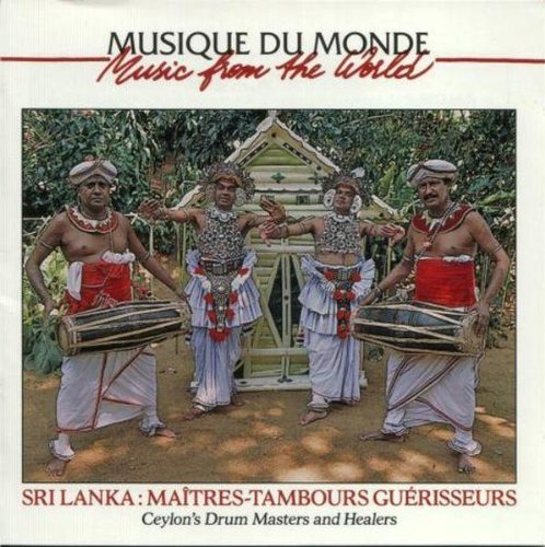 Ceylon's Drum Masters & Healers by Ceylon's Drum Masters & Heaters (2005-05-10) -