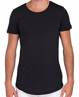 1ba15859c1aacd Redbridge Herren T-Shirt Golden Silver Boy Oversized Longshirt  Freizeitshirt Longtee