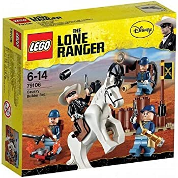 LEGO The Lone Ranger 79106: Cavalry Builder Set