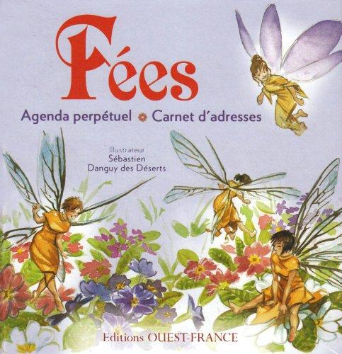 Fees : Agenda Perpetuel - Carnet d'Adresses