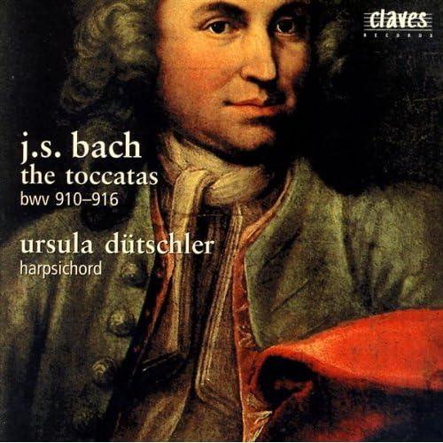 Toccata In F-Sharp Minor BWV 910