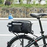 Broadroot Roswheel 13L Utility Fahrrad Rear Seat Fahrrad Gepäck Rack Regal Tasche Pannier Pack Schulter Handtasche