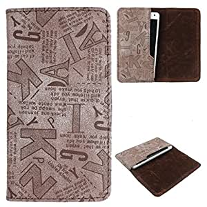 DooDa PU Leather Case Cover For XOLO Q700s Plus