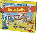 Haba 302413 - Meine Ersten Puzzles - Baustelle