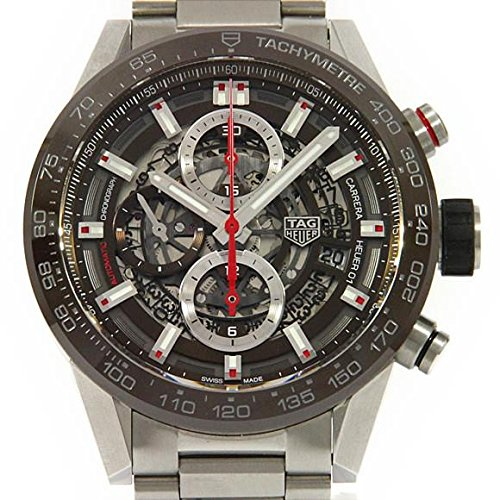 Tag Heuer Carrera Chronograph Automatik Herren-Armbanduhr CAR201U.BA0766