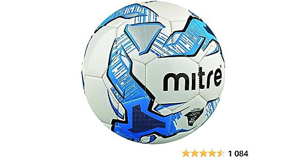 Gioco Midi Enfants Entraînement Football Ballon Blanc//Jaune//Noir-Taille 2