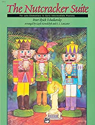 The Nutcracker Suite: For Late Elementary to Early Intermediate Pianists