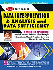 Kiran's Text Book of Data Interpretation & Analysis and Data Sufficiency: 1998