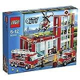 LEGO City 60004 - Feuerwehr-Hauptquartier für LEGO City 60004 - Feuerwehr-Hauptquartier