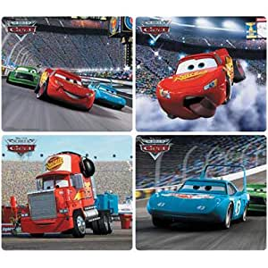Tomy AquaDraw Mini Mat Disney Cars Collection 1