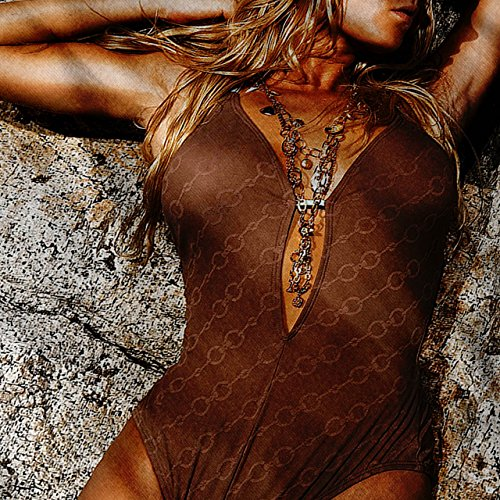 sexuell Blond Dame Badeanzug Damen Schwarz S-2XL Muskelshirt | Wellcoda Schwarz