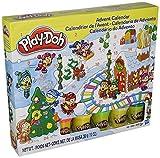 Play-Doh b21999–Modeling Compound Spielzeug–Weihnachts Adventskalender–Beinhaltet 5Farbe Tubs