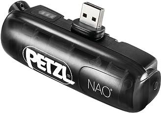 Petzl Erwachsene Akku 2 No-Bluetooth Lithium-ionen-ersatzakku Für Die Nao-stirnlampe, Rot, One Size