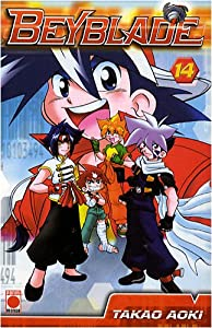 Beyblade Edition simple Tome 14