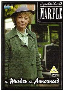 Agatha Christie : Miss Marple - A Murder Is Announced [DVD]
