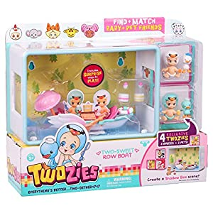 Twozies 57004 Fun Two-Gether Playset ( Design may vary)