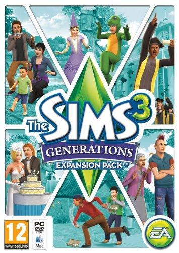 The Sims 3 - Generations Expansion Pack [Edizione: Regno Unito]