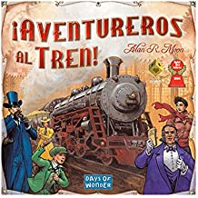 Edge Entertainment - ¡Aventureros al Tren!, Norteamérica (EDGDW7201)