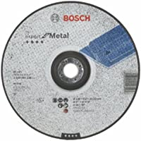 Bosch 2 608 600 228 - Disco de desbaste acodado Expert for Metal - A 30 T BF, 230 mm, 6,0 mm (pack de 1)