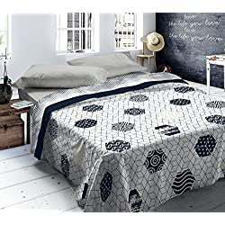 Iceberg juego de sábanas Jensen cama 105 cm