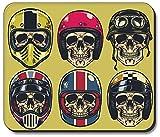Maus Pad–Motorrad Helme
