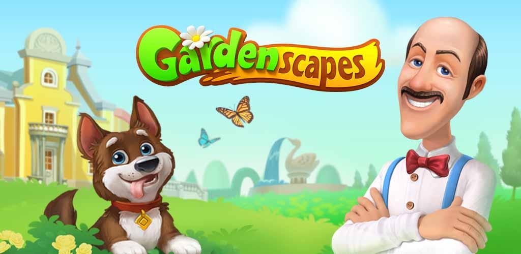 Gardenscapes: Amazon.de: Apps für Android