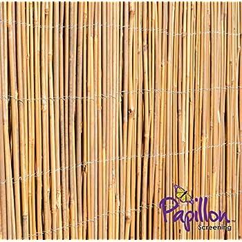 Canisse en Canne de Bambou - 4m x 2m: Amazon.fr: Bricolage