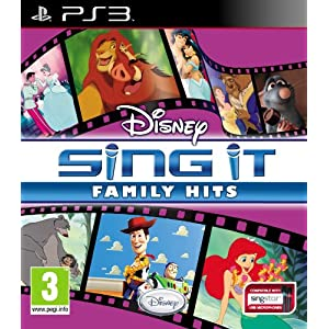 Sing It Family Hits [UK Import]