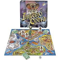 CEFA Toys - En busca del Imperio Cobra, juego de mesa (21800)