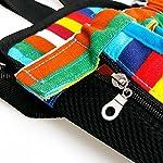 TiaoBug Dog Portable Backpack Carrier Pet Outdoor Travel Bag Hiking Camping 15