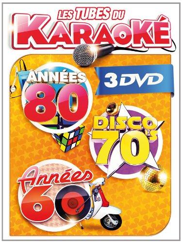 Tubes Du Karaoke : Années 60 & Disco 70'S & Années 80