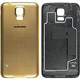 Samsung Galaxy S5 mini G800F Akkufachdeckel, gold, original