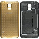 Samsung Galaxy S5 mini G800F Akkufachdeckel, gold, original