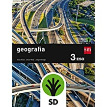 SD Alumno. Geografía. 3 ESO. Savia - 9788467582635