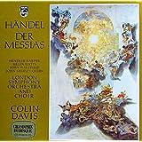 Händel: Der Messias (Messiah) (Gesamtaufnahme in englischer Sprache) [Vinyl Schallplatte] [3 LP Box-Set]