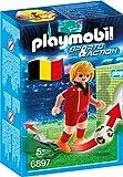 Playmobil 6897 - Fußballspieler Nation Nr. 7