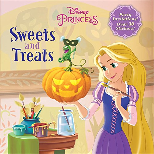 Sweets and Treats (Disney Princess) (Pictureback(R))