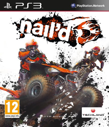 Nail'd (PS3) [Edizione: Regno Unito] - Bar Atv