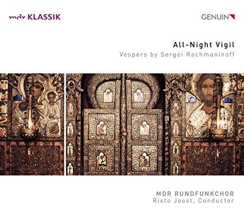 Rachmaninov : Les Vêpres, op. 37. Zeiner, Hoffmann, Joost.