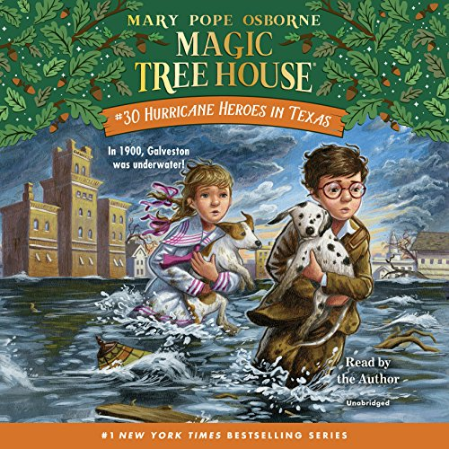 Hurricane Heroes in Texas (Magic Tree House (R), Band 30)