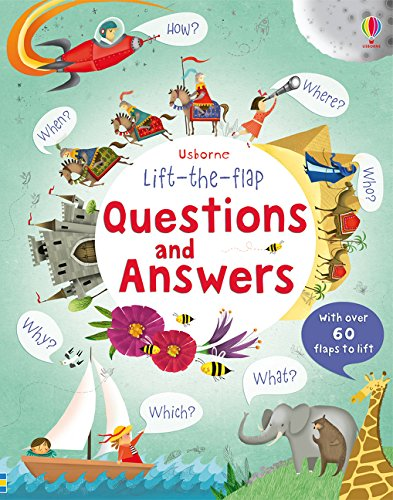 Questions And Answers Lift-The-Flap