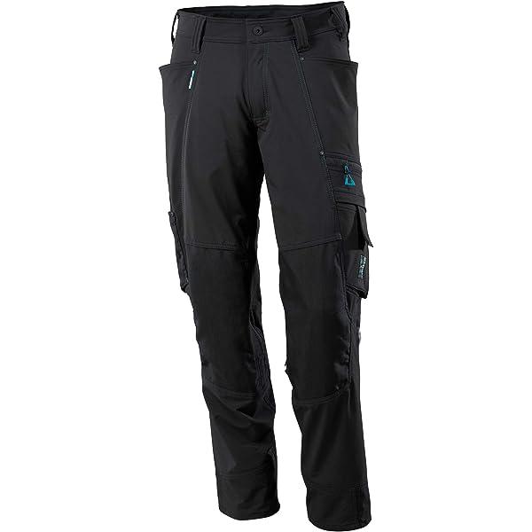 Mascot 17049-311-09-C60 Stretch Shorts Size C60 Black
