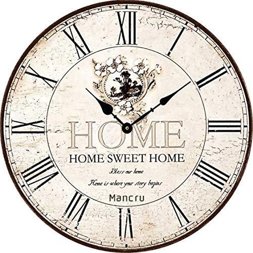 Meilleurs Zaveo Vintage 2019 Horloge De Les Juillet nw80OvNm