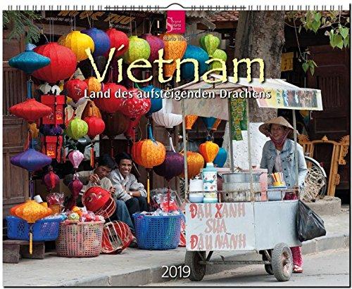 GF-Kalender VIETNAM - Land des aufsteigenden Drachens 2019