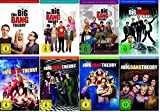The Big Bang Theory Staffel  1-8