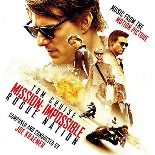 Mission: Impossible - Rogue Nation / O.S.T.