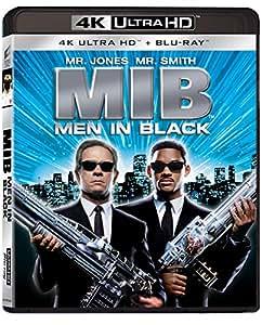 Men in Black (Blu-Ray 4K Ultra HD + Blu-Ray)